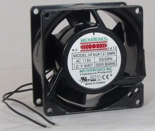 CF-5X, COOLING FAN QSK-5, 240 VOLT