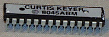 CK-8045ABM, IC, CURTIS KEYER CHIP, 8045ABM