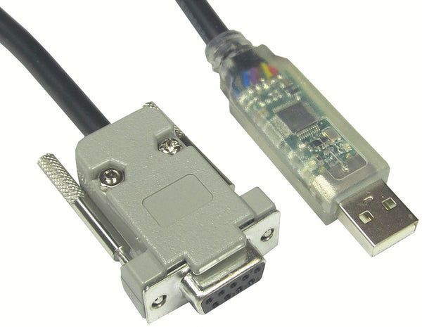 DB-USB6000, CABLE, DB9-USB, FLEX 6000 SERIES TO 1306/606