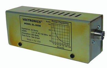 DL-300M, IT, DRY DUMMY LOAD, 300W, 0-150MHz