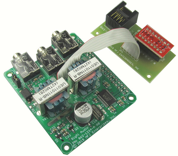 MFJ-1234BAB, RIGPI AUDIO BOARD FOR MFJ-1234B