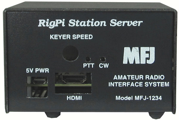 MFJ-1234MA, RIGPI BASE UNIT WITH OS FIRMWARE AND AUDIO BOARD