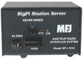 MFJ-1234, RIGPI BASE WITH OS FIRMWARE, AUDIO AND KEYER BOARD