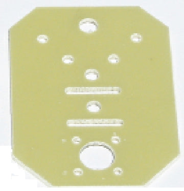MFJ-16D02, INSULATOR, MULTI-PURPOSE CENTER INSULATOR