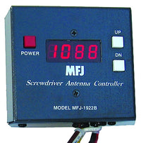MFJ-1922B, DIGITAL SCREW DRIVER CONTROLLER