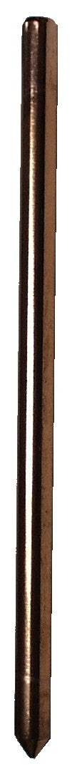 MFJ-1934, GROUND ROD, W/CLAMP, 3/8~X 4 FT, COPPER COATED
