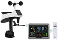 MFJ-199C, LA CROSSE PRO WEATHER STATION,WIRELESS, WIFI,COLOR