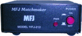 MFJ-212, MATCH MAKER FOR TUNER