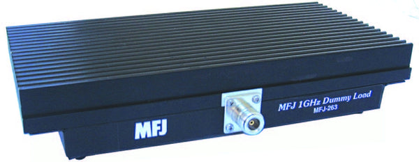 MFJ-263, DUMMY LOAD, 300W, 0-3GHz, DRY, N