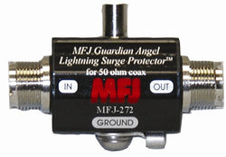 MFJ-272, LIGHTNING PROTECTOR, SO-239/SO-239, 1500W PEP