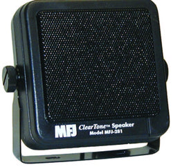 MFJ-281, SPEAKER, CLEAR TONE, 3.5 MM PLUG
