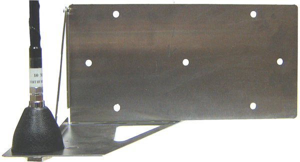 MFJ-2820, LICENSE PLATE ANTENNA MOUNT