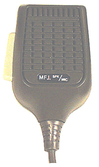 MFJ-287I, MINI SPEAKER/MIC, ICOM/YAESU/ADI/ALINCO/RS