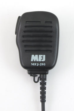 MFJ-295I, MINI SPEAKER/MIC, ICOM/YAESU/ADI/ALINCO/RS