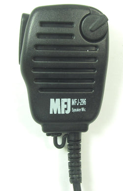 MFJ-296K, SPEAKER/MIC WITH VOL, KENWOOD/WUX