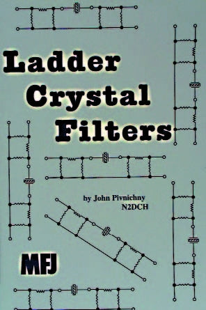 MFJ-3509, BOOK, LADDER CRYSTAL FILTER