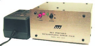 MFJ-4114, DELUXE PORTABLE POWER PACK