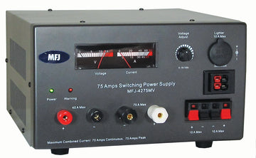 SEC-4275MV, SWITCH PS, 75A, 13.6V ADJ, MTR, PP, BP, 110-220VAC