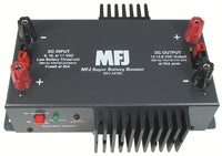 MFJ-4416C, BATTERY VOLTAGE BOOSTER,13.8VDC, 25A,INPUT 9-13.8V
