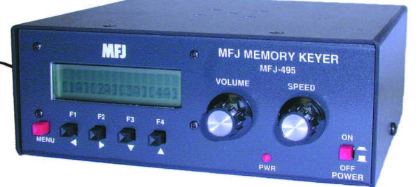 MFJ-495, MEMORY KEYER/KEYBOARD