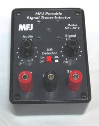 Injector MFJ-5012 Portable Signal Tracer