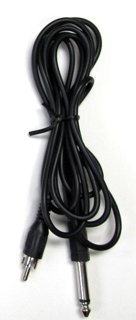 MFJ-5164, CABLE, KEYER TO RIG, RCA-3.5MM, W/1/4~ ADAPTOR