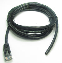MFJ-5268, CABLE, TELEPHONE MODULAR TO OPEN