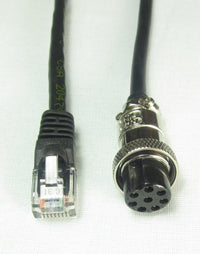MFJ-5399Y2, CABLE, 299 MIC CABLE FOR FT-847