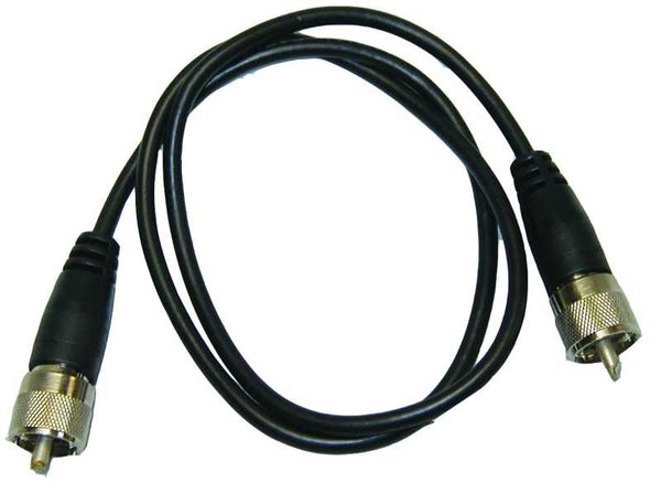 MFJ-5803, COAX PATCH CABLE, RG58, PL-259/PL259,3 620-5803