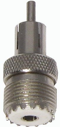 MFJ-7738, CONNECTOR, SO-239 TO RCA MALE ADAPTOR (610-2006)