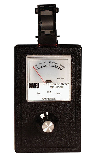MFJ-853H, CLAMP-ON, MINI RF CURRENT METER, HI-PWR