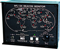 MFJ-890, ATOMIC DX BECON MONITOR