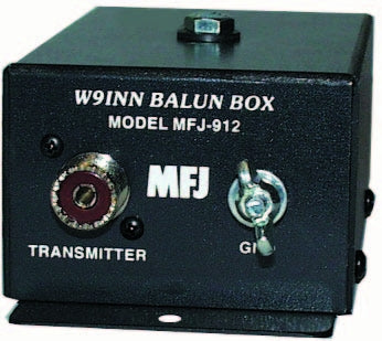 MFJ-912, REMOTE BALUN BOX, W9INN
