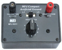 MFJ-9231, QRP ARTIFICAL GROUND