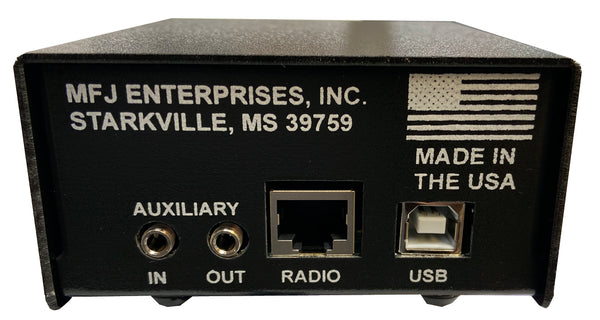 MFJ-1205R, For Various Yaesu HTS, FT-60R and compatibles