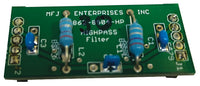 MFJ-8504HP1, HIGH PASS MODULE FOR 8504, 30MHz