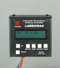 SDC-105, AUTO SCREW DRIVER ANT CONTROLLER, W/LCD DISPLAY