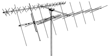 VB-216SAT, SAT, VHF, 144-148, 16EL, SO-239