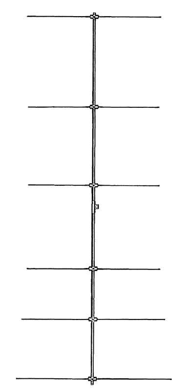 VB-66DX, 6-METER, 6-ELEMENT BEAM