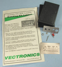 VEC-483KC, KIT CASE, VOICE ACTIVIATED TAPE RECORDER CONTROL