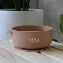 Load image into Gallery viewer, MM Suction Bowl: MAUVE