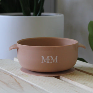 MM Suction Bowl: MAUVE