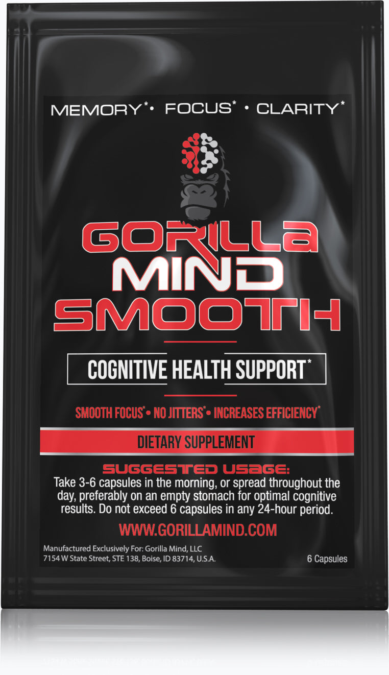 Gorilla Mind Smooth To Go