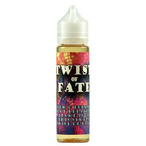 Skull & Roses Juice Co. - Twist of Fate