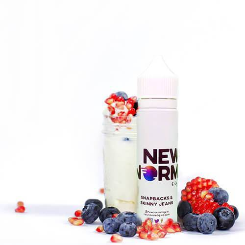 New Norm eLiquid - Snapbacks & Skinny Jeans