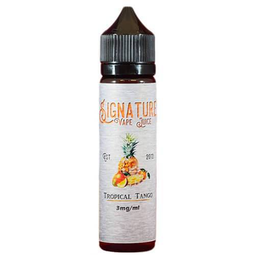 Signature Vape Juice - Tropical Tango