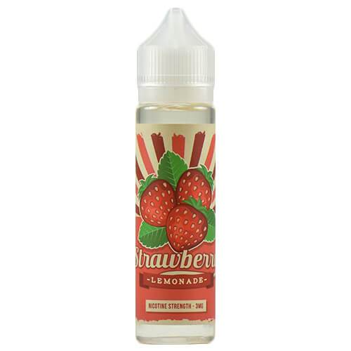 Freshly Squeezed (Frsh Sqzd) E-Liquids by The Original Vapery - Strawberry Refresher