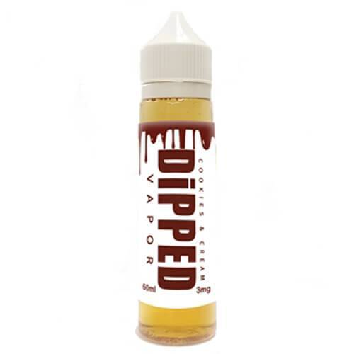 DiPPED Vapor eJuice - Cookies & Cream