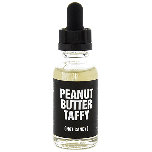 Not Candy E-Juice - Peanut Butter Taffy