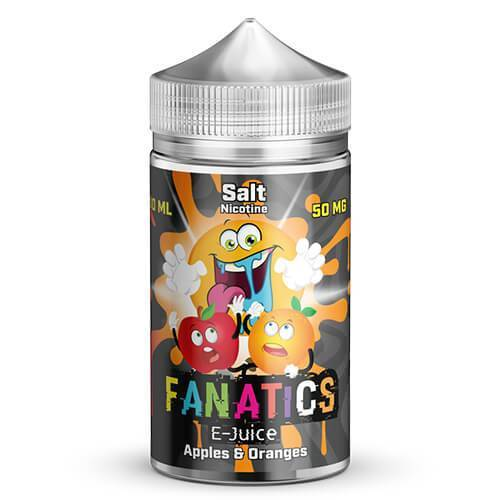 Fanatics E-Juice Salt Nic - Apples & Oranges